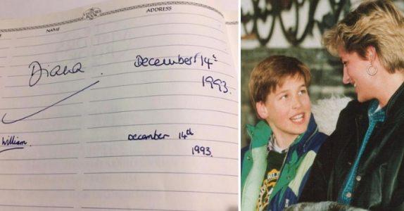 Prins William hyller mamma Dianas minne: Når jeg ser hvordan får jeg TÅRER i øynene!